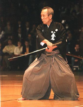 Djoko, pendekar samurai asli Indonesia !