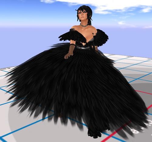 Fashion Fest 2010 caLLie cLine Swan Song
