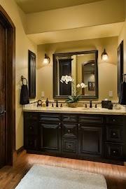 51 Idea Bathroom Ideas Dark Wood Floors