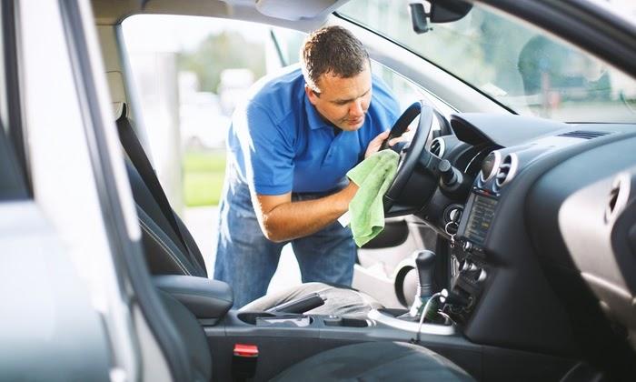 Car Interior Detailing Groupon