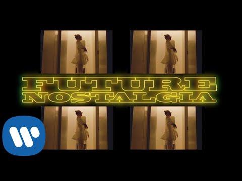 Dua Lipa - Future Nostalgia (Official Lyrics Video)