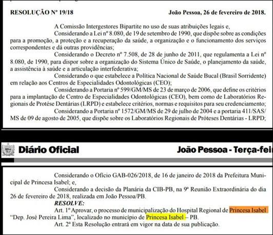 Diário Oficial do Estado_Municipalização do HRPI