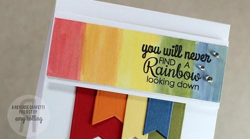 Find a Rainbow closeup