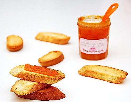 marmellata di cachi e arance