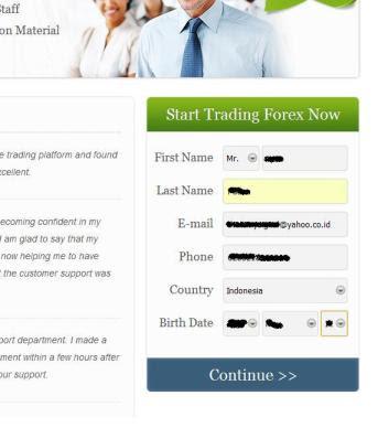 Modal gratis trading forex