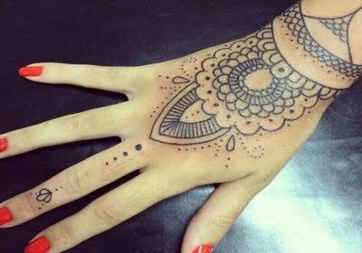 Tatuajes Para Mujeres En La Mano Pequeños Y Con Su Significado