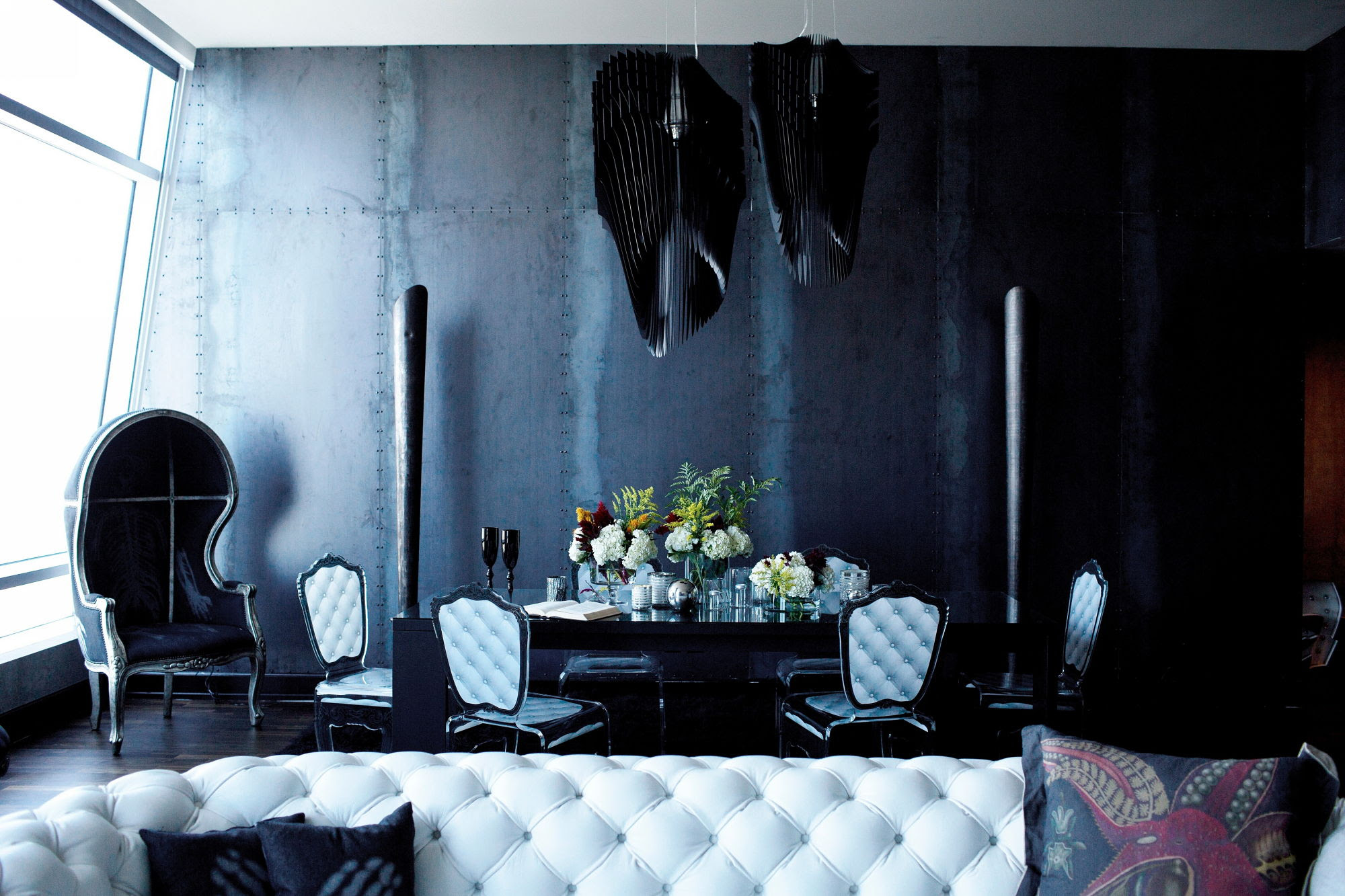 Gothic Loft In Downtown Los Angeles