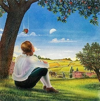 Isaac Newton Apple Story True