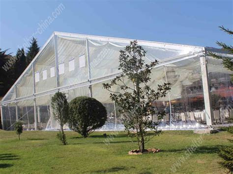 Best Large Transparent Wall Wedding Tent   Exhibition Tent