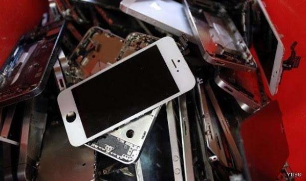 Πως η Apple έβγαλε 40 εκατομμύρια δολάρια από τα παλιά iPhone;