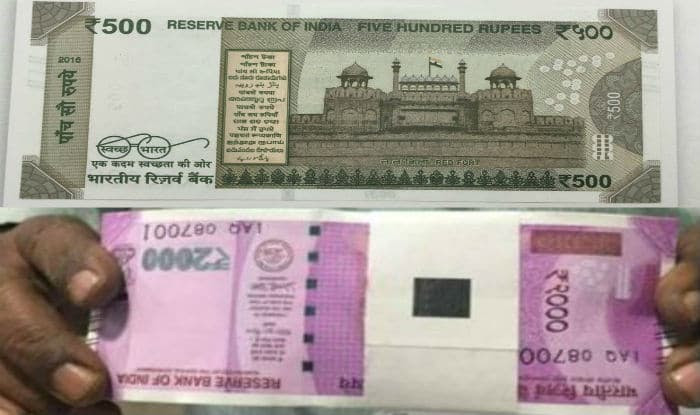 Image result for new note india
