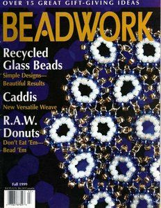 Beadwork Vol.2 No  - Fall 1999