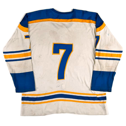 Buffalo Sabres 75-76 jersey, Buffalo Sabres 75-76 jersey