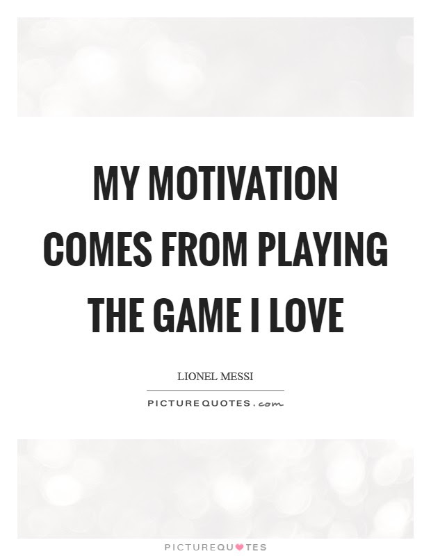 The Love Of The Game Quotes Sayings The Love Of The Game Picture