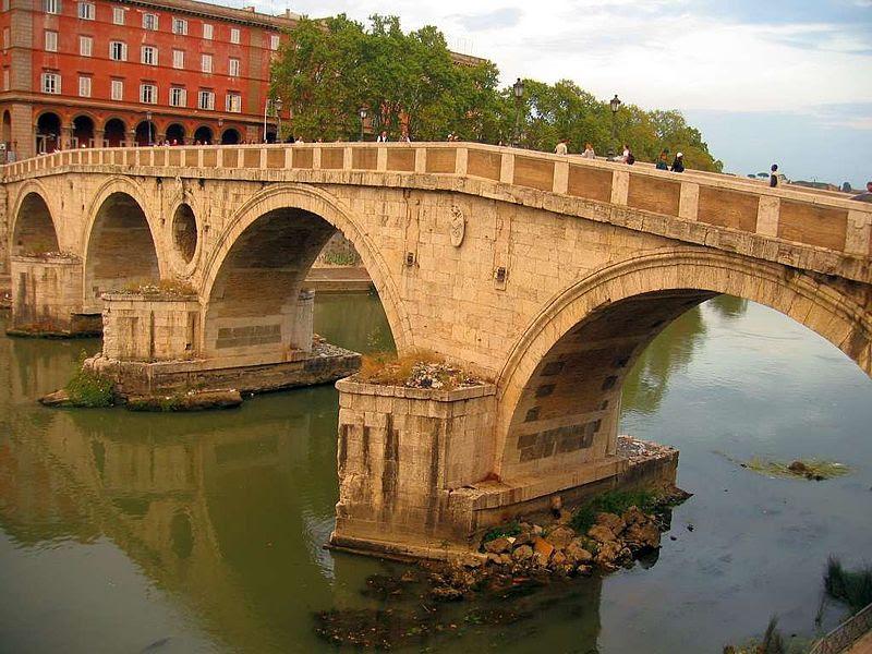 File:Ponte Sisto, Rome.jpg