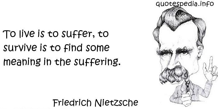 Famous Quotes Reflections Aphorisms Quotes About Suffering To