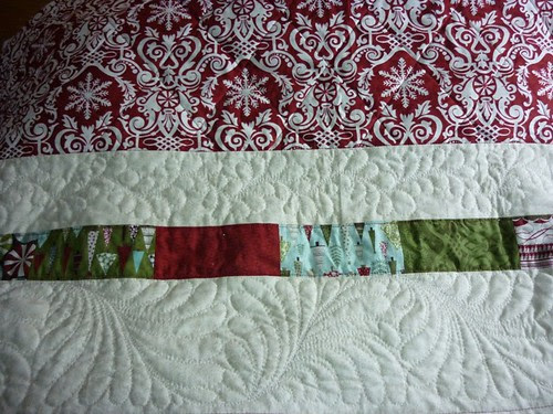borders & quilting