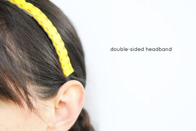 Double-Sided Headband