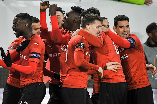 0c7b24a6a Mbaye Niang and Ismaila Sarr score to help Rennes end season with victory.  Mbaye Niang scored a ...