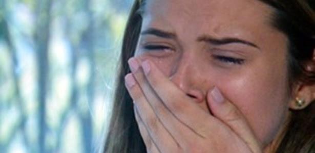 """Em """"Além do Horizonte"""", Lili abre o jogo com Marlon e conta que beijou William"""