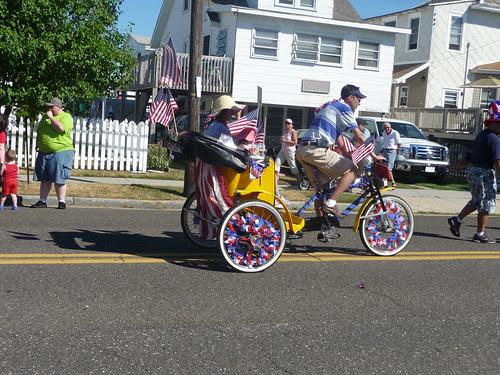 Pedicab - North Wildwood Bike Parade