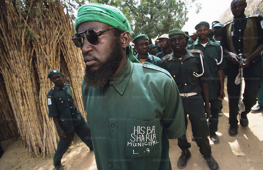 Image result for images of sharia police in nigeria
