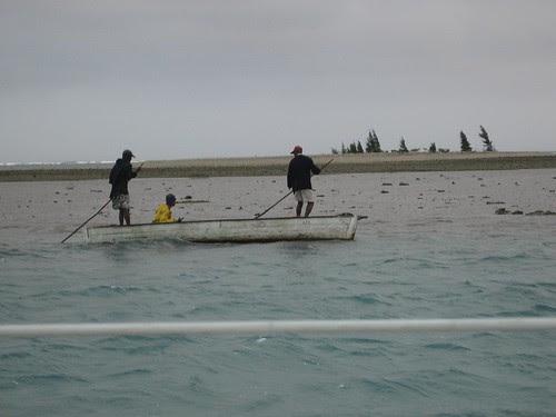poling reef Rodrigues