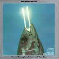[REO Speedwagon You Can Tune a Piano, But You Can't Tuna Fish Album Cover]