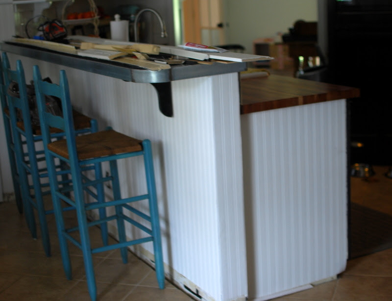Diy Kitchen Island With Raised Breakfast Bar Awesome Big