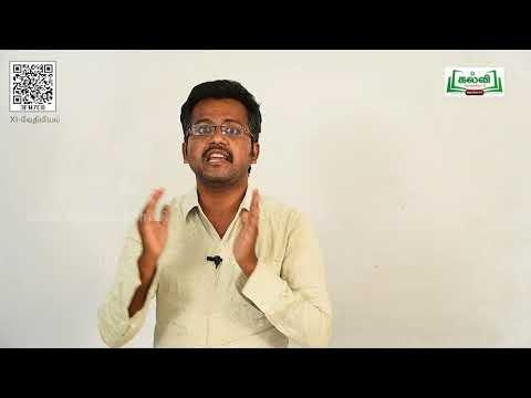 11th Chemistry வெப்ப இயக்க விதிகள் அலகு 7 பகுதி 2 Kalvi TV