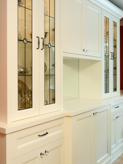 Leaded Glass Cabinet Doors Home Design Ideas, Pictures ...