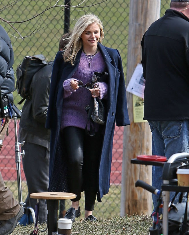 Chloe Moretz on November Criminals set -04