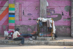 Mumbai is a Homeless Friendly City... by firoze shakir photographerno1