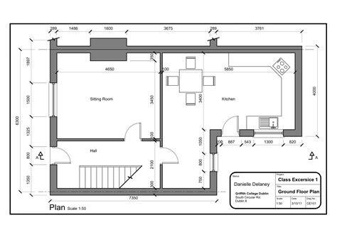 class exercise simple house plan plan  danielleddesigns