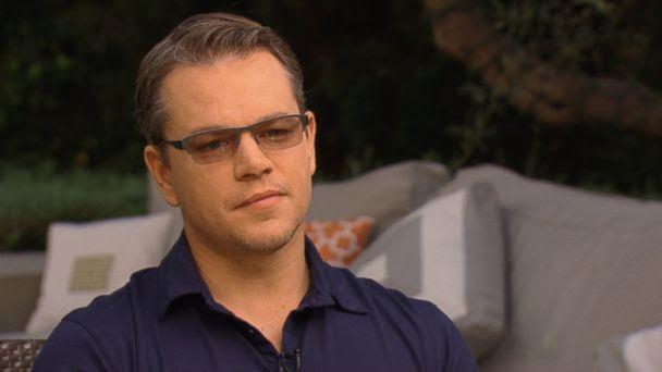 ABC matt damon jt 140323 16x9 608 Matt Damon: Real Opportunity to Save People through Clean Water