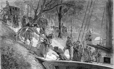 slaves escaping on trading vessels