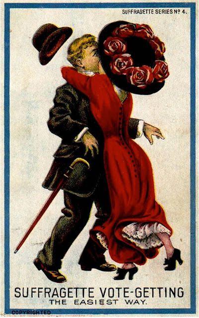 sufragistas carteles contra el derecho de voto mujeres (8)