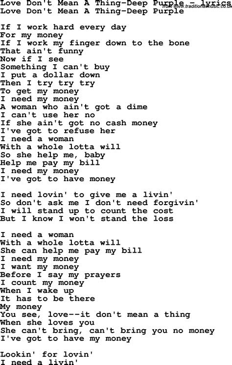 lyrics meaning - DriverLayer Search Engine