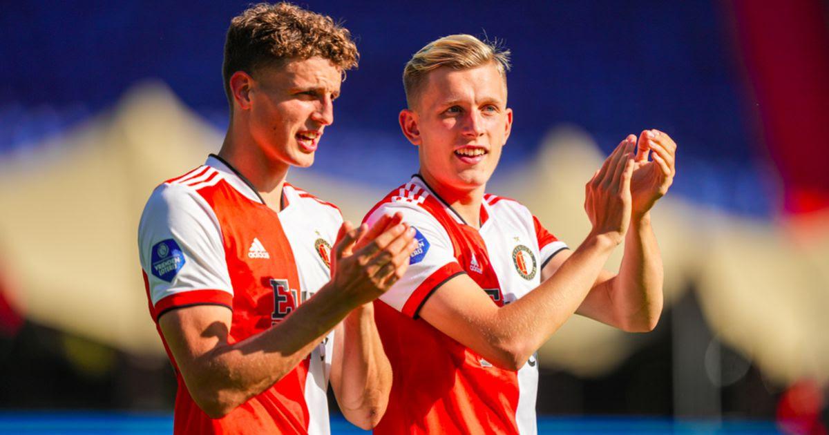 Feyenoord met debutanten Guus Til en Marcus Pedersen in Kosovo