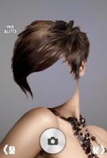 Hairwebde Frisur Umstylings Vorher Nacher Radikale Typänderung