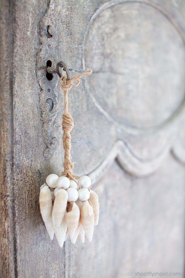 Atchison Home | Seashell Tassle