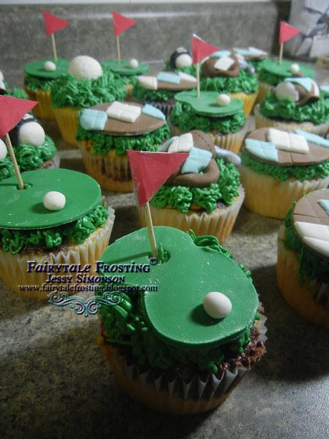 BLOG Golf Cupcakes5