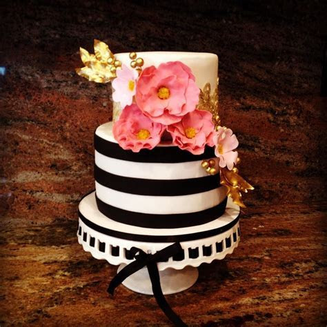 ?#katespade inspired cake. This cake was inspired in a