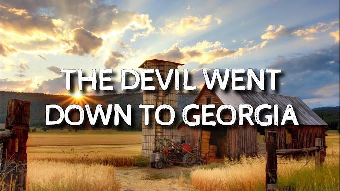 Charlie Daniels - The devil went down to Georgia lyrics [original]