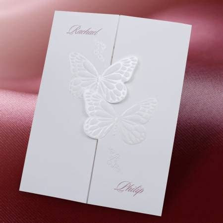 Butterfly Style Wedding Invitations   perssbrq butterfly