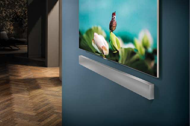 Samsung Unveiled NW700 Soundbar Sound+ Audio System Ahead of CES2018