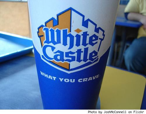 1-Top 10 comidas mais Calóricas do mundo- White Castle Chocolate Shake