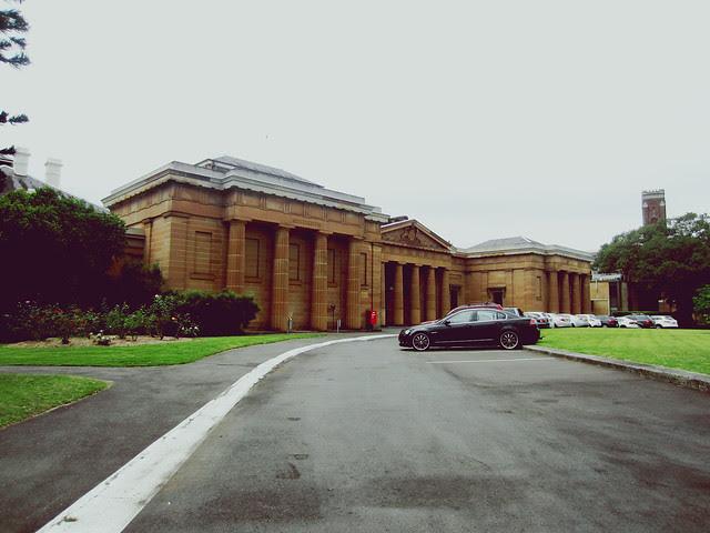 Darlinghurst Courthouse