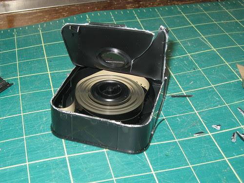 Video Camera - Tape