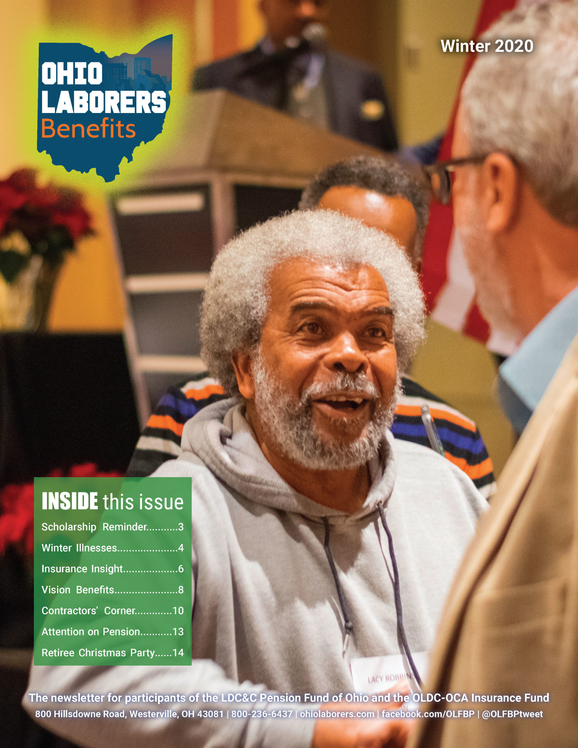 Newsletters - Ohio Laborers Benefits